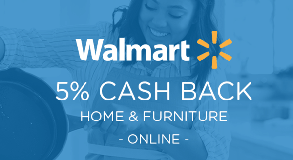 $0.00 for Walmart.com Home, Furniture and Appliances (expiring on Thursday, 10/31/2019). Offer available at Walmart.com.