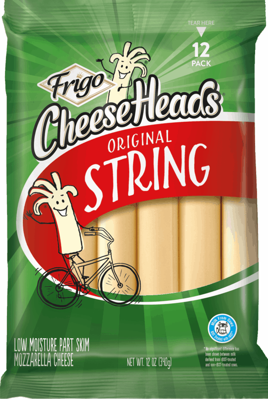 $0.50 for Frigo Cheese Heads (expiring on Wednesday, 03/25/2020). Offer available at multiple stores.
