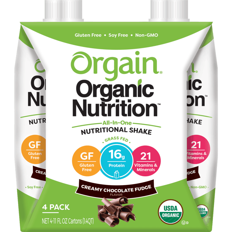 $3.00 for Orgain® Organic Nutrition Shakes (expiring on Monday, 07/01/2019). Offer available at Whole Foods Market®.
