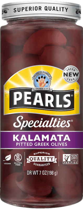 $2.00 for Pearls Specialties® Olives. Offer available at multiple stores.