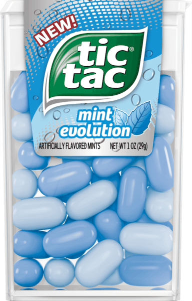 $0.50 for Tic Tac® Mints (expiring on Monday, 07/02/2018). Offer available at Walmart.