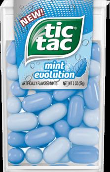 Tic Tac Mint Evolution Mints - Ibotta.com