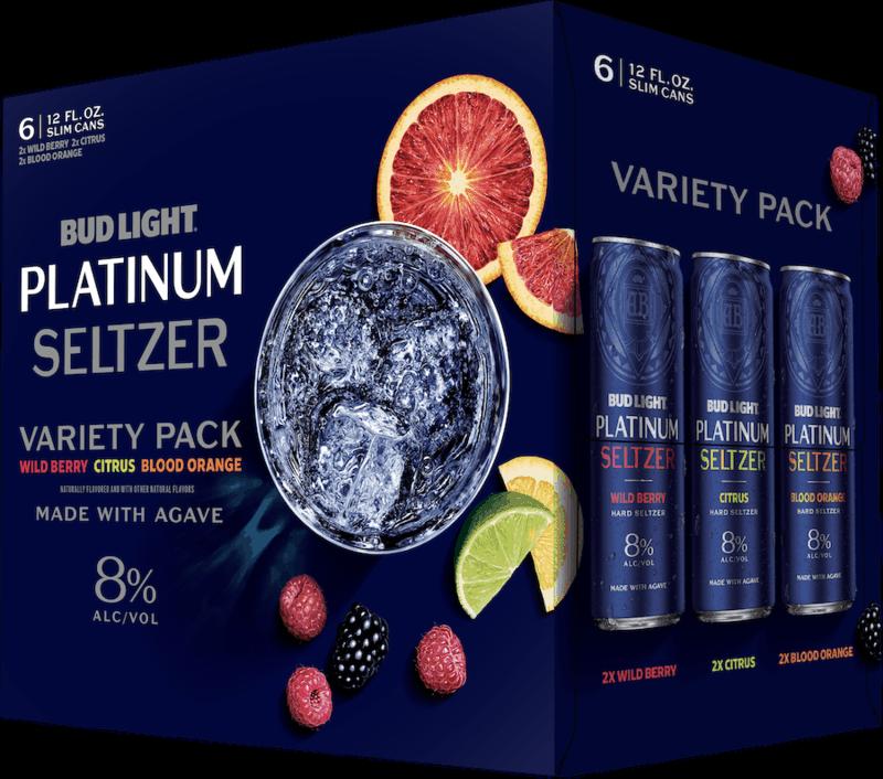$1.00 for Bud Light Platinum Seltzer or Bud Light Platinum Beer (expiring on Thursday, 11/12/2020). Offer available at multiple stores.