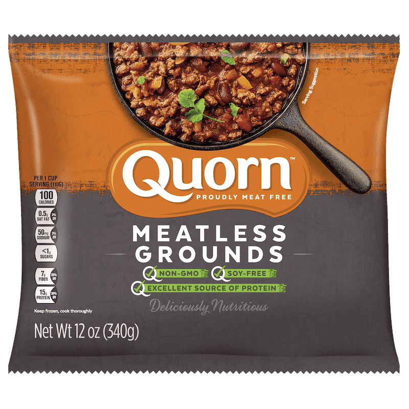 $1.00 for Quorn Meatless Grounds (expiring on Friday, 08/07/2020). Offer available at Walmart.