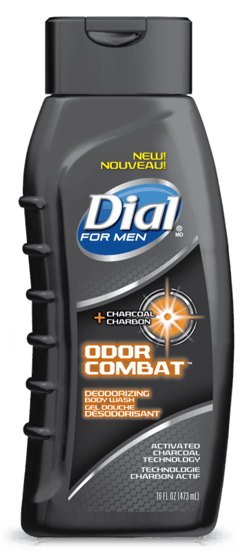 $1.00 for Dial For Men® Body Wash (expiring on Wednesday, 07/24/2019). Offer available at Target.