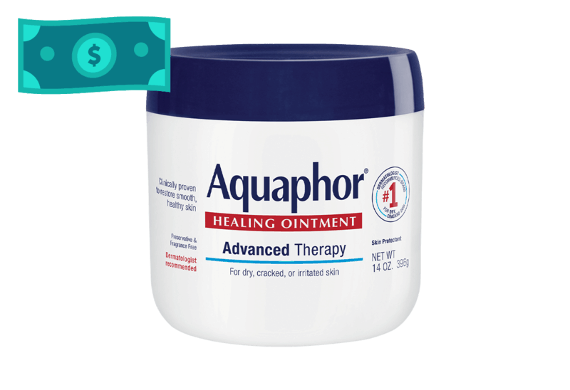 $2.00 for Aquaphor Healing Ointment (expiring on Saturday, 10/31/2020). Offer available at multiple stores.