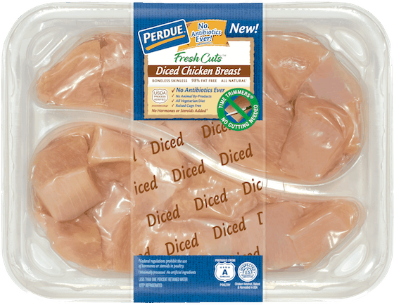 $1.00 for PERDUE® FRESH CUTS™ Chicken (expiring on Tuesday, 05/01/2018). Offer available at multiple stores.