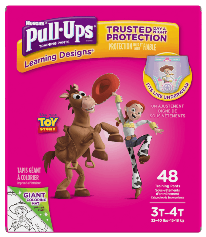 $2.00 for HUGGIES Pull-Ups (expiring on Thursday, 07/02/2020). Offer available at Walmart.