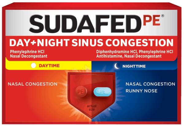 $1.75 for SUDAFED® (expiring on Wednesday, 01/31/2018). Offer available at Walmart.