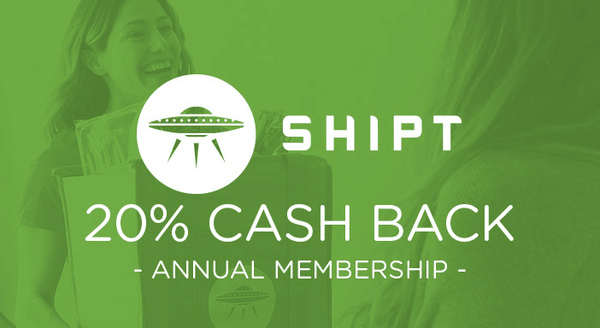 $0.00 for Shipt Annual Membership (expiring on Wednesday, 03/05/2025). Offer available at Shipt.