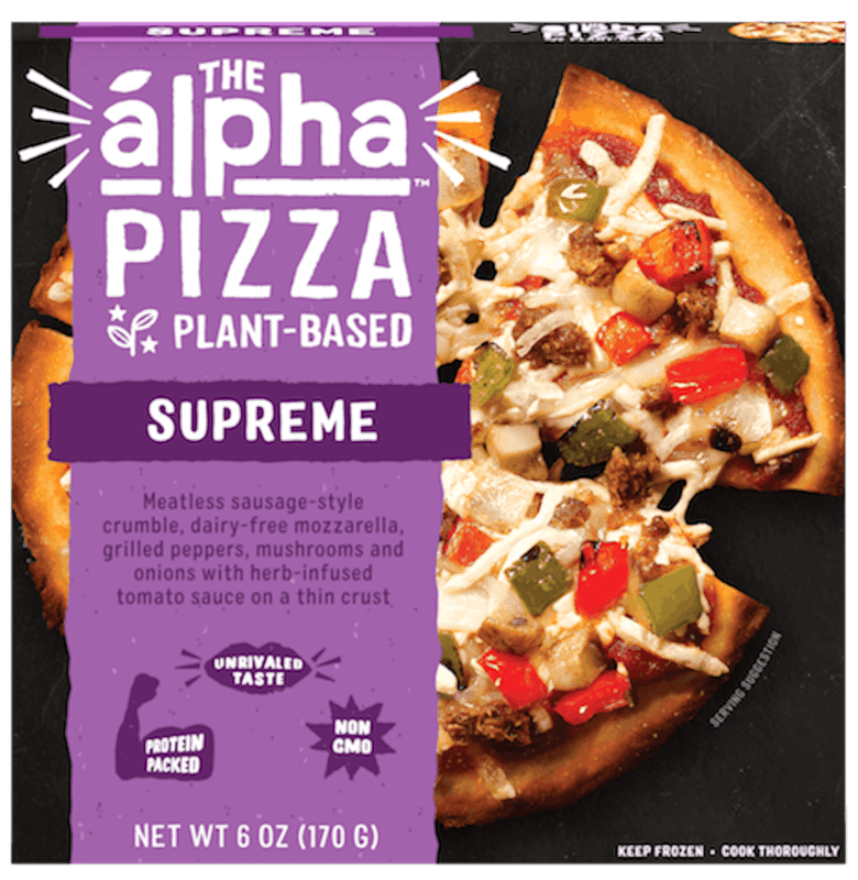 $1.50 for The Alpha Pizza (expiring on Thursday, 04/30/2020). Offer available at multiple stores.