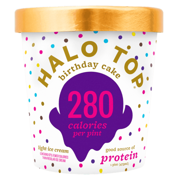 $0.50 for Halo Top® Ice Cream (expiring on Wednesday, 01/02/2019). Offer available at Walmart.