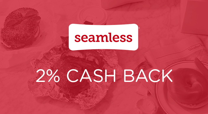 $0.00 for Seamless Delivery (expiring on Friday, 10/31/2025). Offer available at Seamless.
