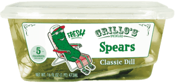 $2.00 for Grillo's Pickles (expiring on Tuesday, 04/28/2020). Offer available at Walmart, Walmart Grocery.