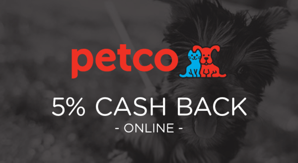 $0.00 for Petco (expiring on Saturday, 08/31/2019). Offer available at Petco.com.