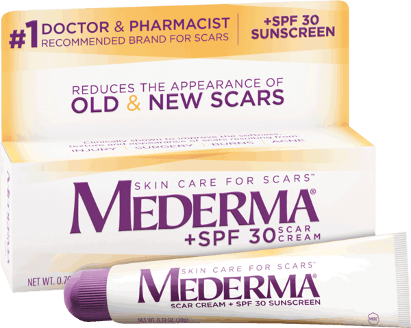 $3.00 for Mederma® Scar Cream plus SPF 30 (expiring on Thursday, 04/19/2018). Offer available at Target, Walmart, Walgreens, CVS Pharmacy, Rite Aid.