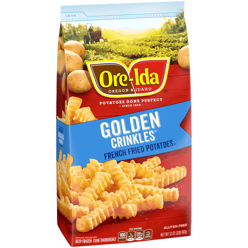 $0.10 for Ore-Ida Fries (expiring on Thursday, 12/31/2020). Offer available at multiple stores.