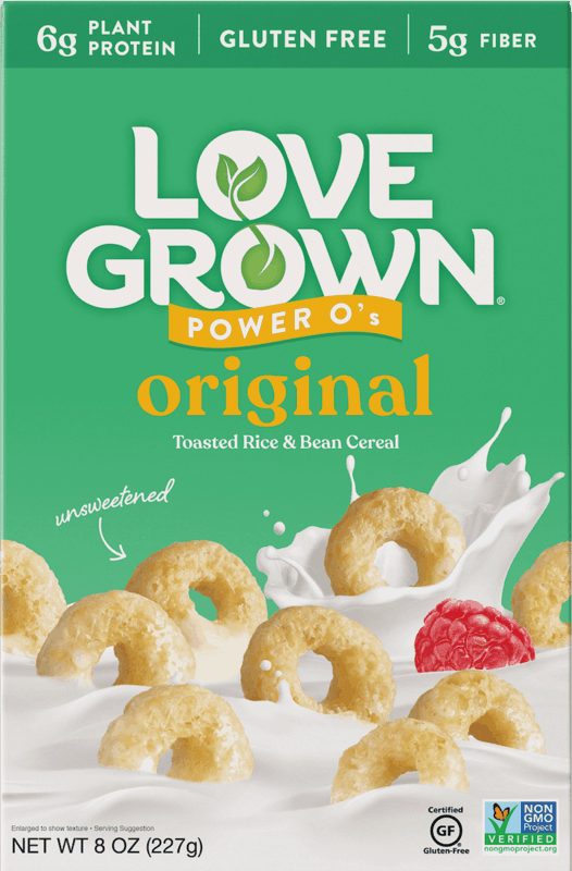 $1.00 for Love Grown Power O's Cereal. Offer available at multiple stores.