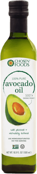 $1.50 for Chosen Foods® Avocado Oil (expiring on Monday, 09/10/2018). Offer available at multiple stores.