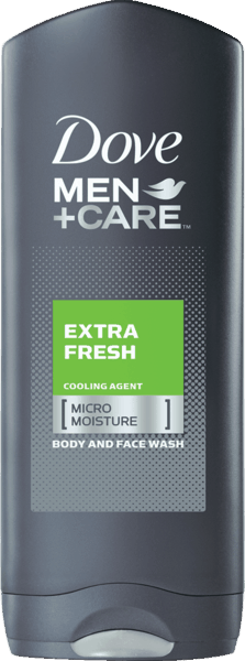 $1.00 for Dove Men+Care Body and Face Wash (expiring on Monday, 10/01/2018). Offer available at Walmart.