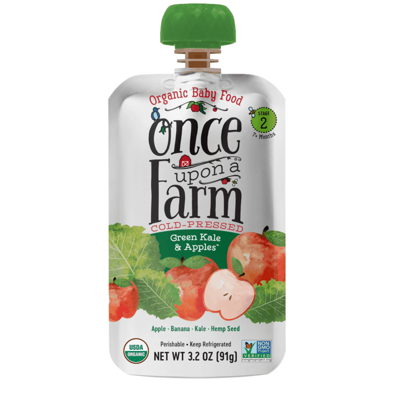 $1.00 for Once Upon a Farm. Offer available at multiple stores.