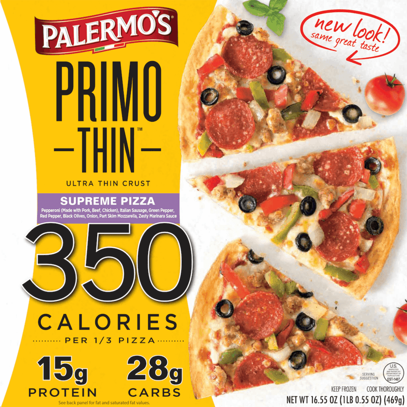 $1.50 for Palermo's® Primo Thin™. Offer available at multiple stores.