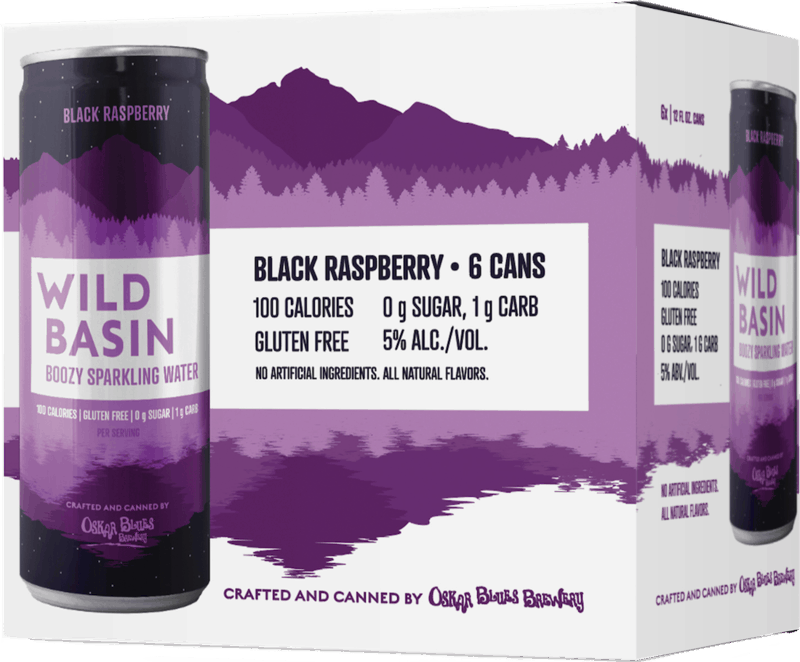 $1.00 for Wild Basin Black Raspberry (expiring on Tuesday, 06/02/2020). Offer available at multiple stores.