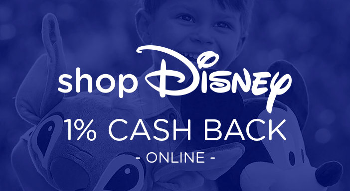 $0.00 for shopDisney (expiring on Monday, 01/13/2020). Offer available at shopDisney.