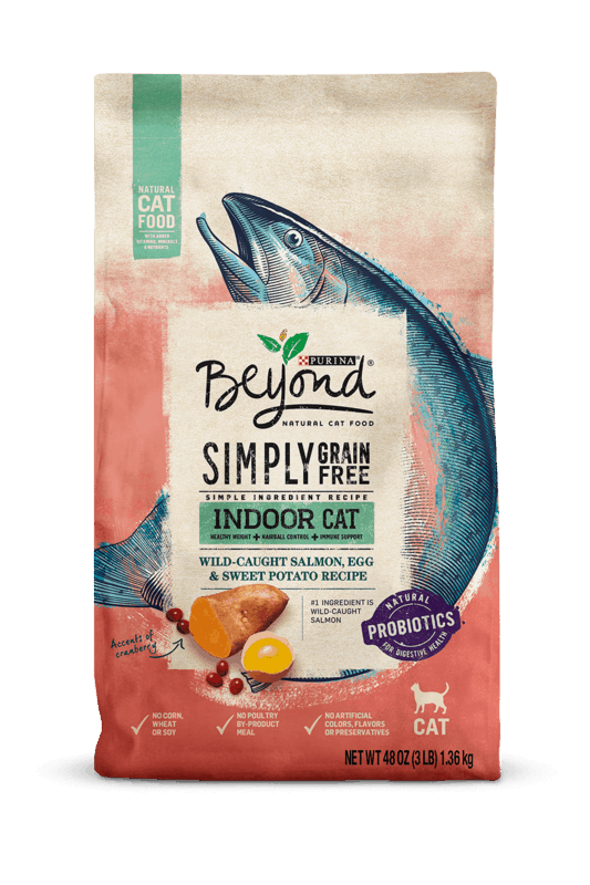$1.50 for Purina Beyond Dry Cat Food (expiring on Monday, 01/31/2022). Offer available at multiple stores.