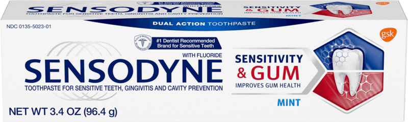 $1.25 for Sensodyne Toothpaste (expiring on Monday, 11/30/2020). Offer available at Walmart, Walmart Grocery.