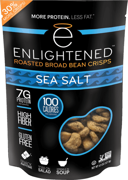 $0.75 for ENLIGHTENED® Crisps (expiring on Tuesday, 04/02/2019). Offer available at multiple stores.