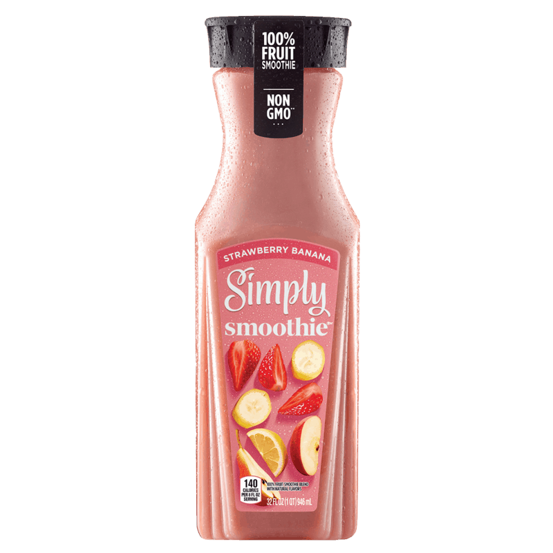 $1.00 for Simply Smoothie. Offer available at multiple stores.