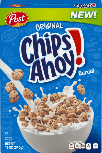 $0.50 for Post® CHIPS AHOY!® (expiring on Thursday, 01/24/2019). Offer available at WinCo Foods.