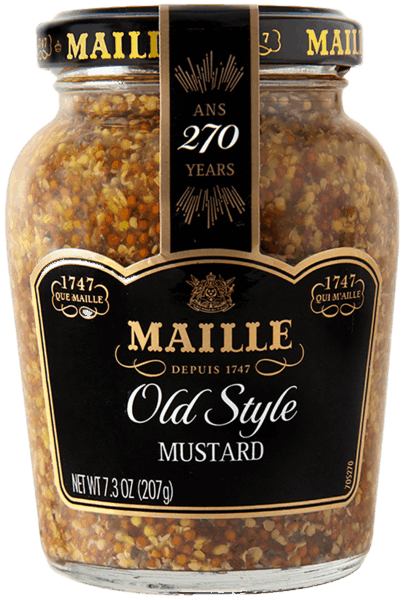 $0.75 for Maille Mustard - Old Style (expiring on Thursday, 05/02/2019). Offer available at multiple stores.