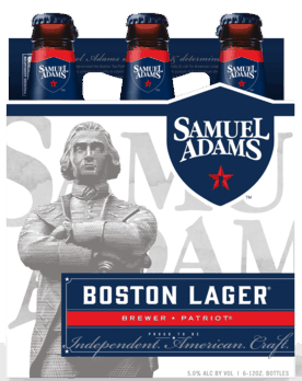 $1.00 for Samuel Adams®. Offer available at multiple stores.
