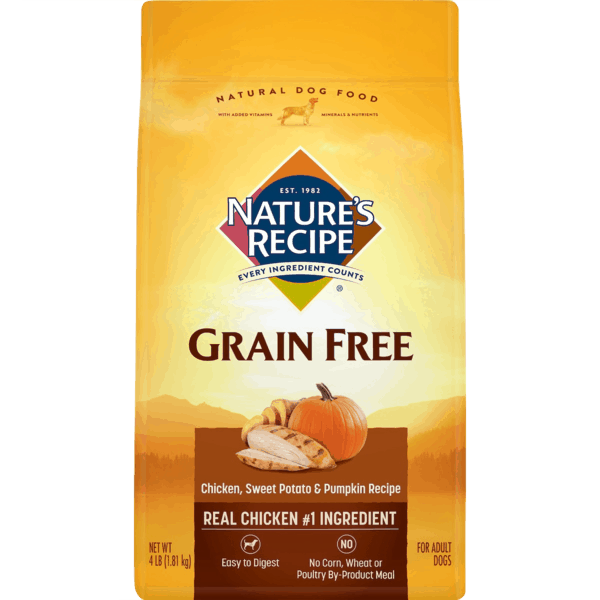 $1.00 for Nature's Recipe®. Offer available at multiple stores.
