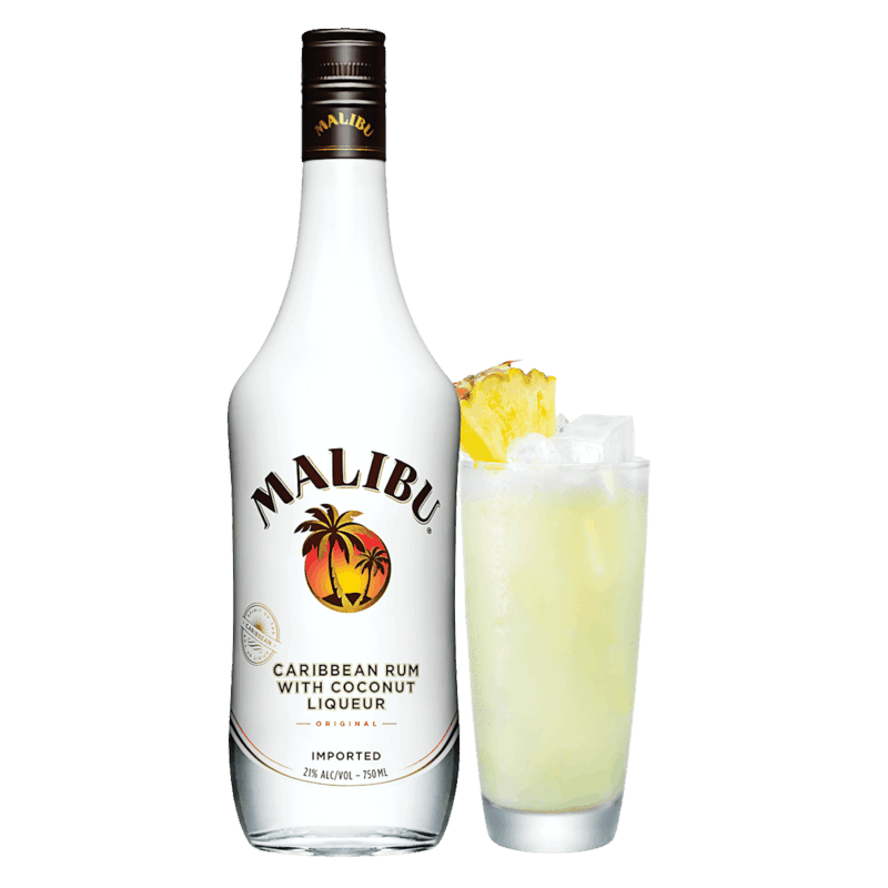 $6.00 for MALIBU Rum. Offer available at Any Restaurant, Any Bar.