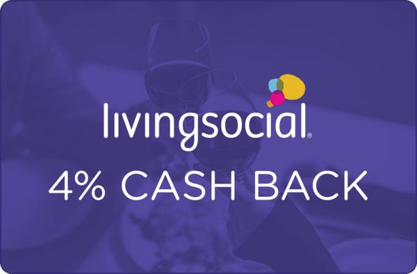 $0.00 for LivingSocial (expiring on Tuesday, 04/30/2019). Offer available at LivingSocial.