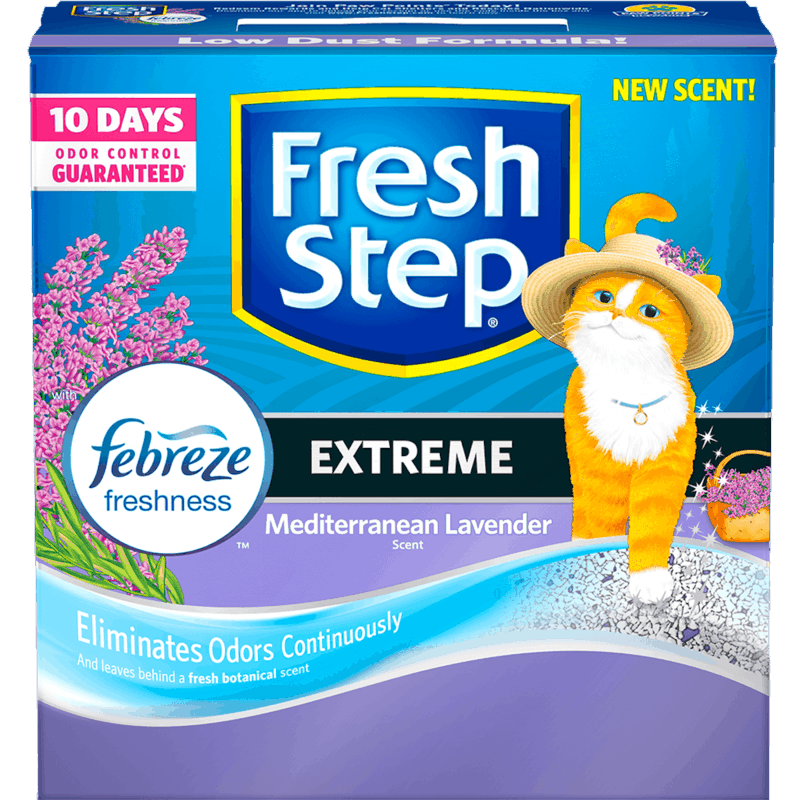 $1.00 for Fresh Step® Litter product (expiring on Wednesday, 10/02/2019). Offer available at multiple stores.