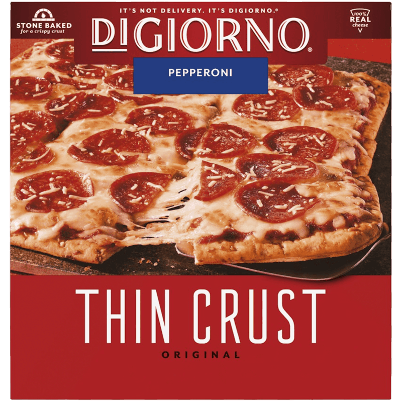 $1.50 for DiGiorno Original Thin Crust Pizza (expiring on Tuesday, 06/02/2020). Offer available at Target, Walmart.