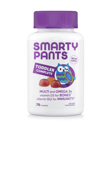 $4.00 for SmartyPants® Toddler. Offer available at multiple stores.