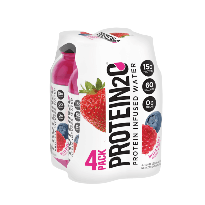 $1.00 for Protein2o® Protein Infused Water (expiring on Sunday, 02/02/2020). Offer available at Target, Walmart, Rite Aid.