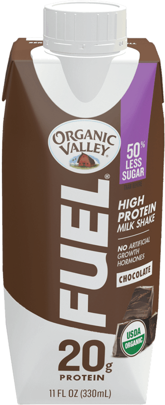 $2.00 for Organic Valley FUEL Protein Milk Shake (expiring on Saturday, 06/13/2020). Offer available at multiple stores.