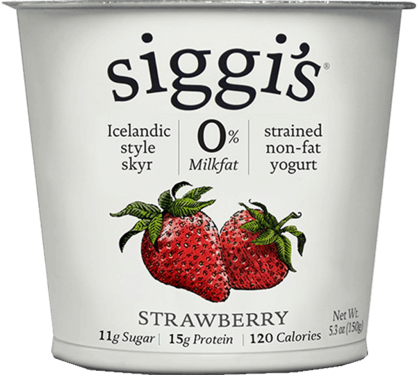 $0.50 for siggi's® Icelandic-Style Yogurt. Offer available at multiple stores.