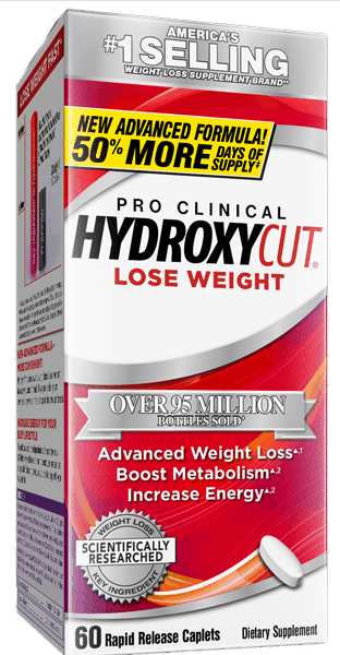 $4.00 for Hydroxycut® Pro Clinical (expiring on Monday, 04/02/2018). Offer available at multiple stores.