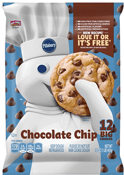 $0.25 for Pillsbury™ Products (expiring on Thursday, 05/02/2019). Offer available at Walmart.