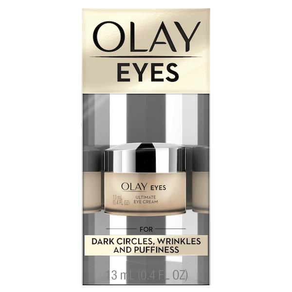 $1.00 for Olay Eyes. Offer available at multiple stores.