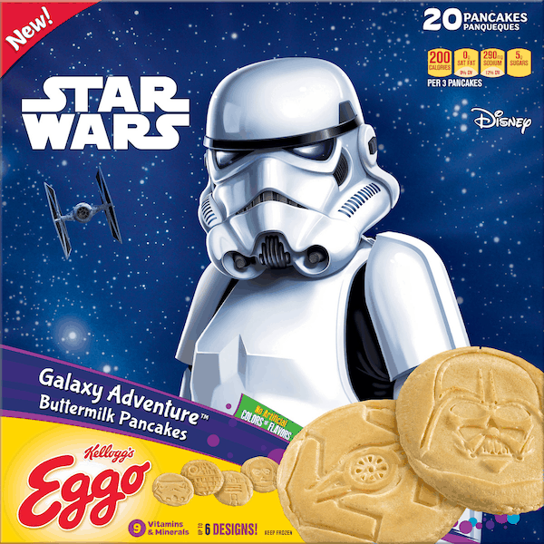 $0.50 for Eggo® Products. Offer available at Walmart.