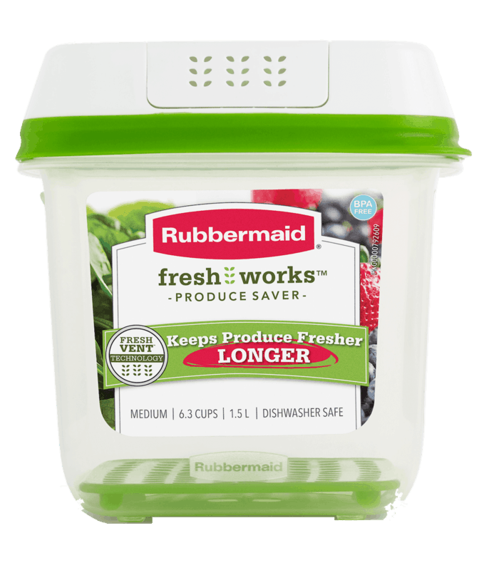 $2.00 for Rubbermaid® FreshWorks™. Offer available at multiple stores.