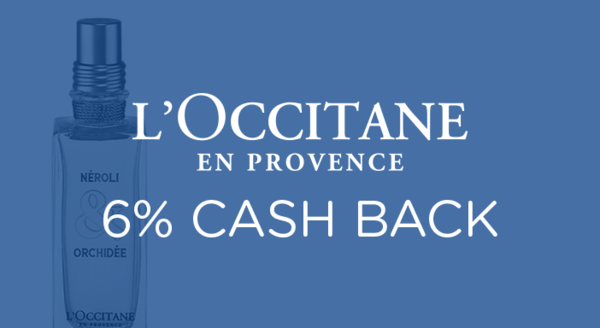 $0.00 for L'Occitane En Provence (expiring on Wednesday, 09/30/2020). Offer available at L'Occitane.
